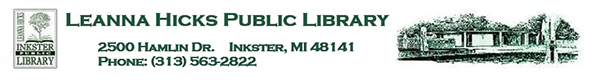 Inkster Public Library